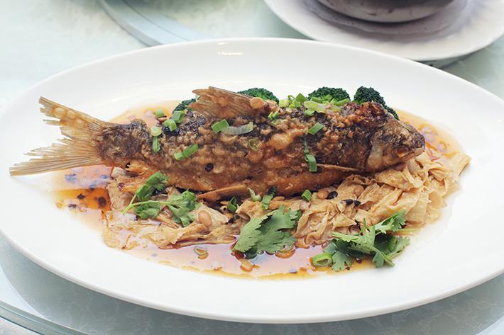 Si Chuan Dou Hua Fish