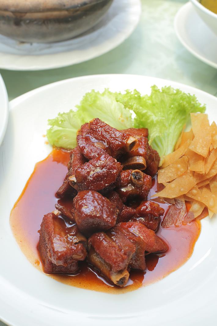 Si Chuan Dou Hua Pork Rib