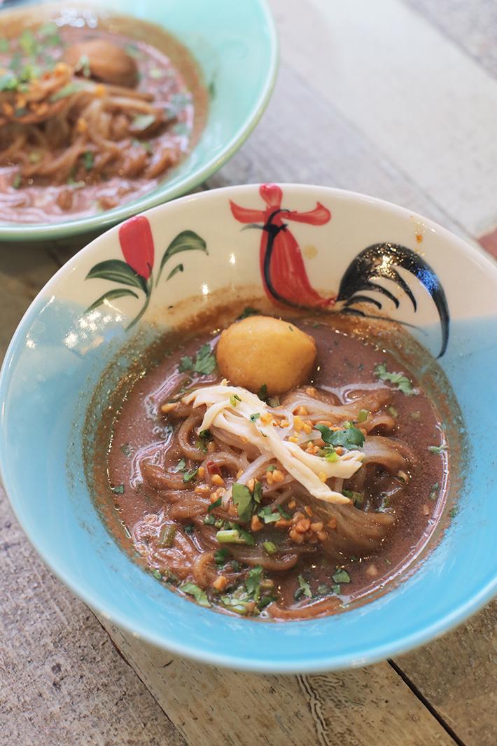 Thai Boat Noodle Boat Noodle 2