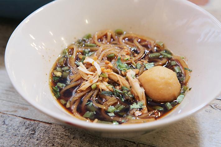 Thai Boat Noodle Boat Noodle