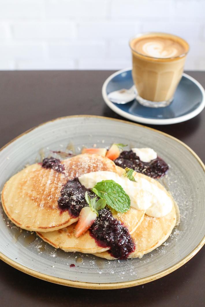 Twenty Eight Berrilicious Pancakes
