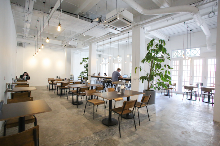 Twenty Eight Cafe Interior 2