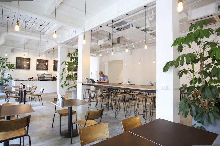 Twenty Eight Cafe Interior