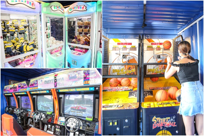 Artbox 2018 Arcade Collage