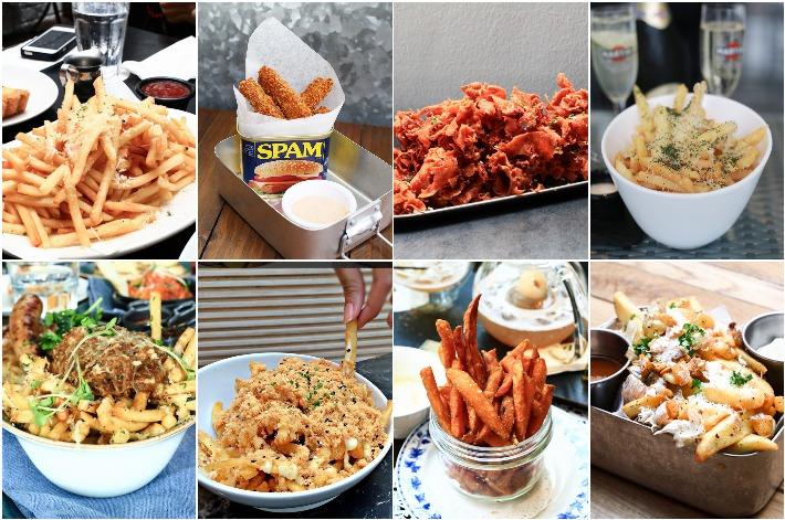Best Fries Singapore