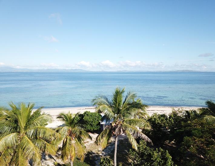 Fiji Drone Shot Malamala