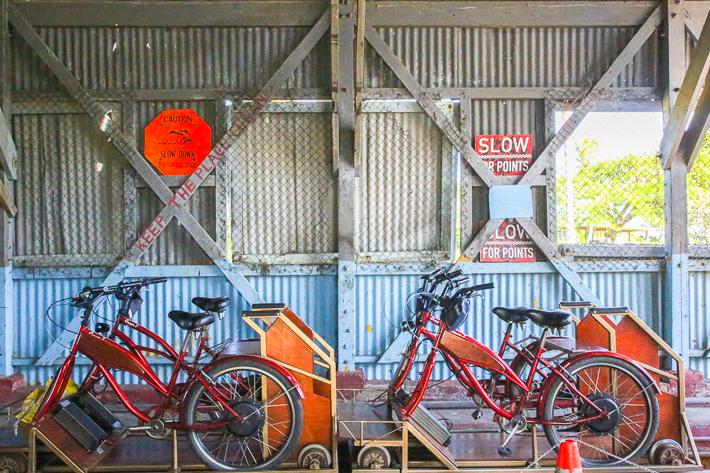 Fiji Ecotrax Bikes