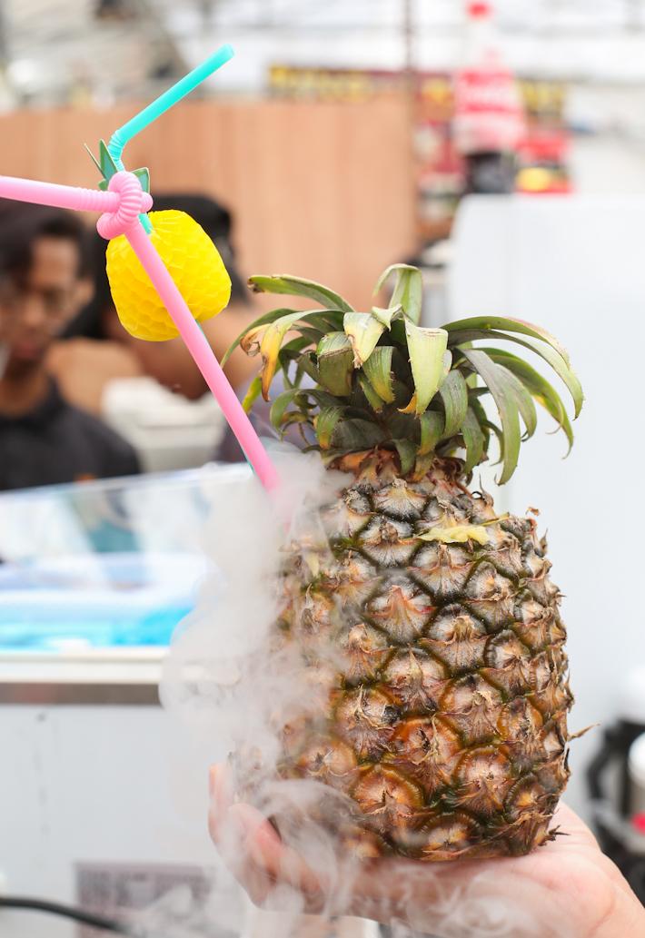Geylang Serai Pineapple Juice