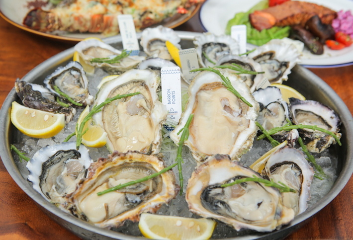 Greenwood Oysters