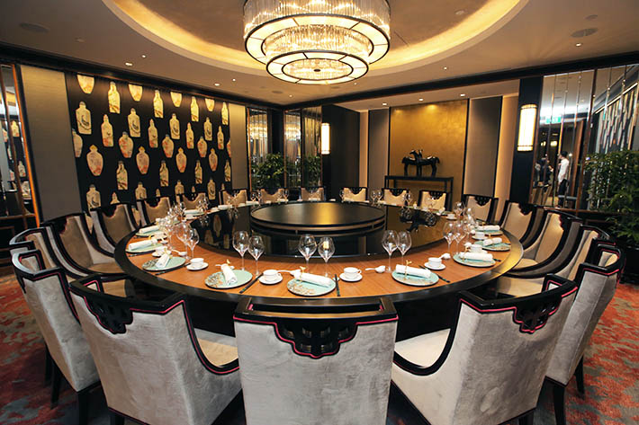 Hua Ting Private Dining Room