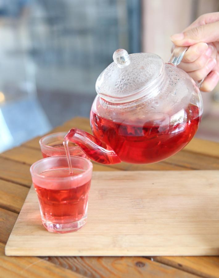 Ink N Water Fruit Tea