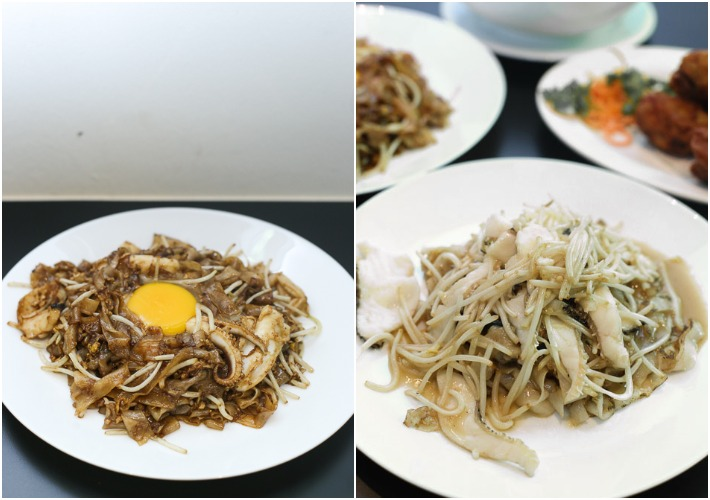 Ka Soh Noodle Dishes