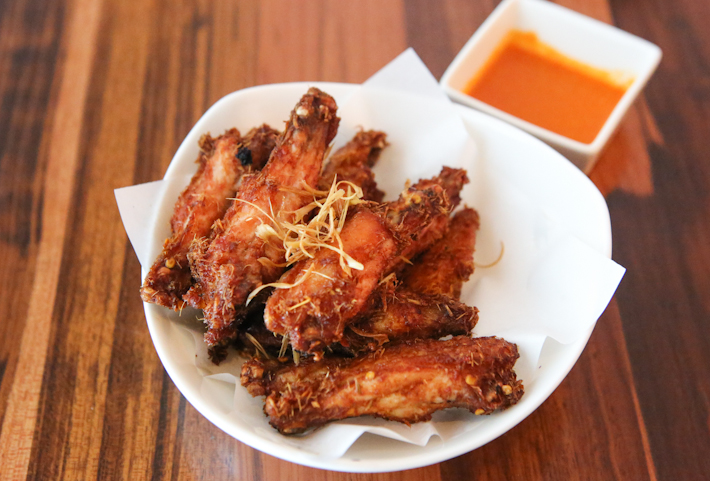L.table Lemongrass Chicken Wings