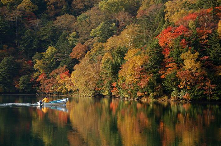 Lake Yunoko