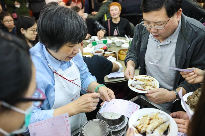 Lin Heung Teahouse DimSum