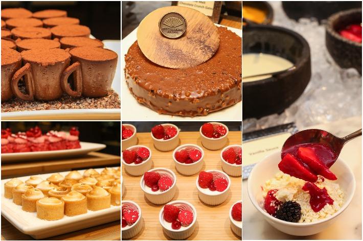Melt Cafe Dessert Station