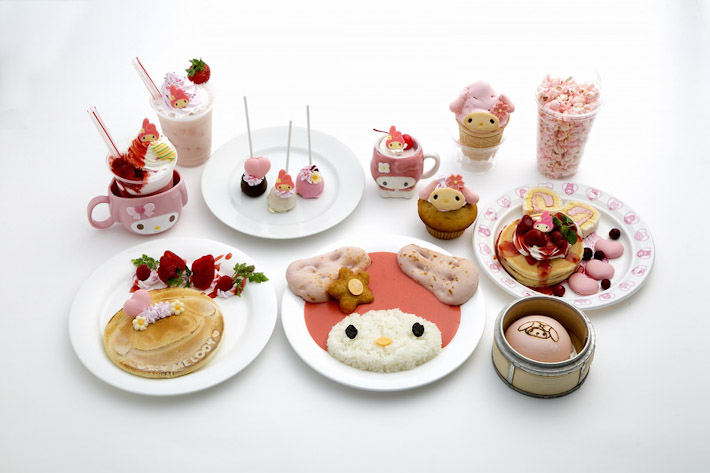 My Melody Cafe Singapore