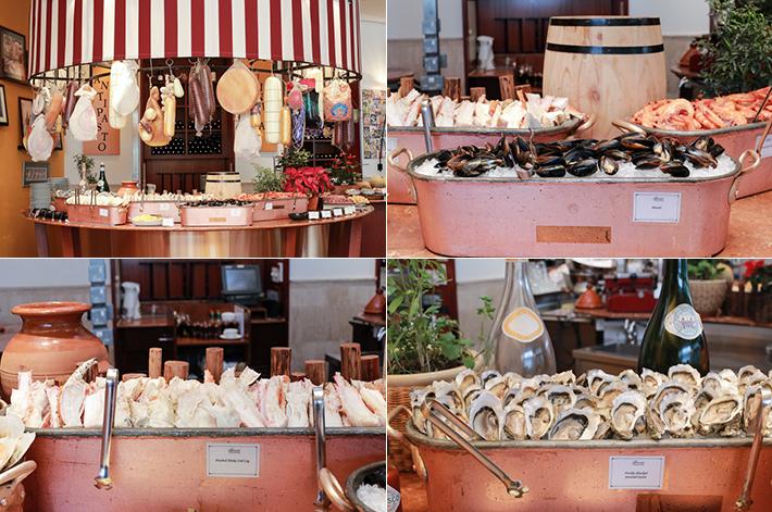 Prego Seafood Buffet