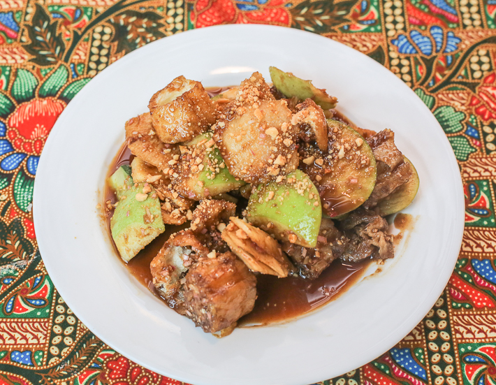 Royale DIY Rojak