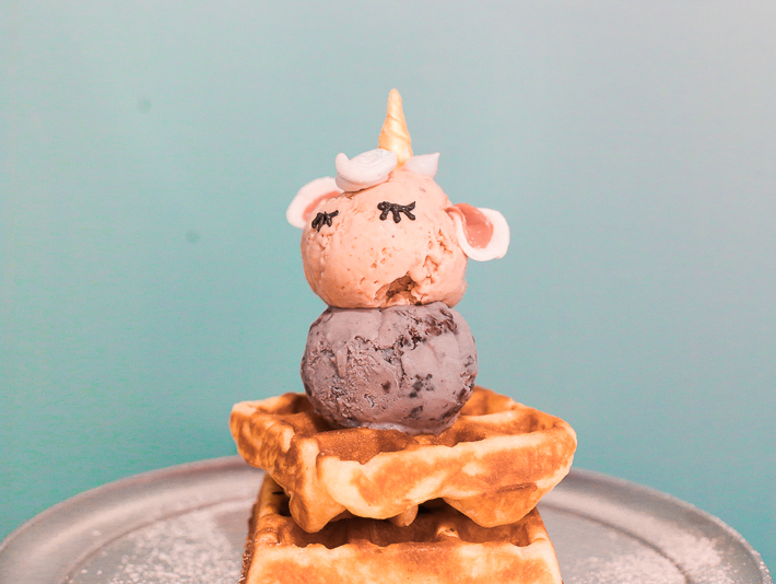 Sir Stamford Waffles Unicorn Set