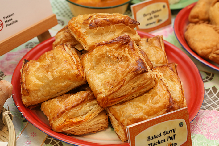 Old Chang Kee Curry Pastry