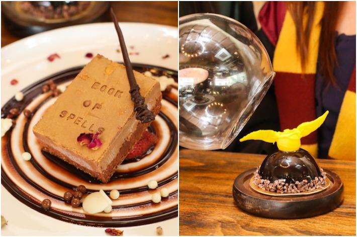 Platform 1094 Chocolate Desserts