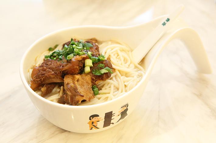 Pork Cartilage Noodles