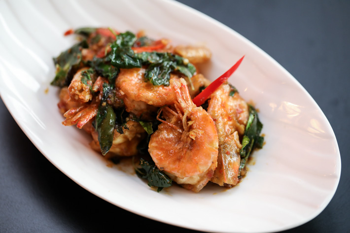 Rochor Thai Drunkards Prawns