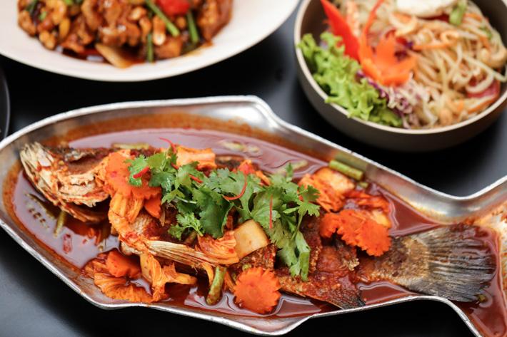 Rochor Thai Seabass
