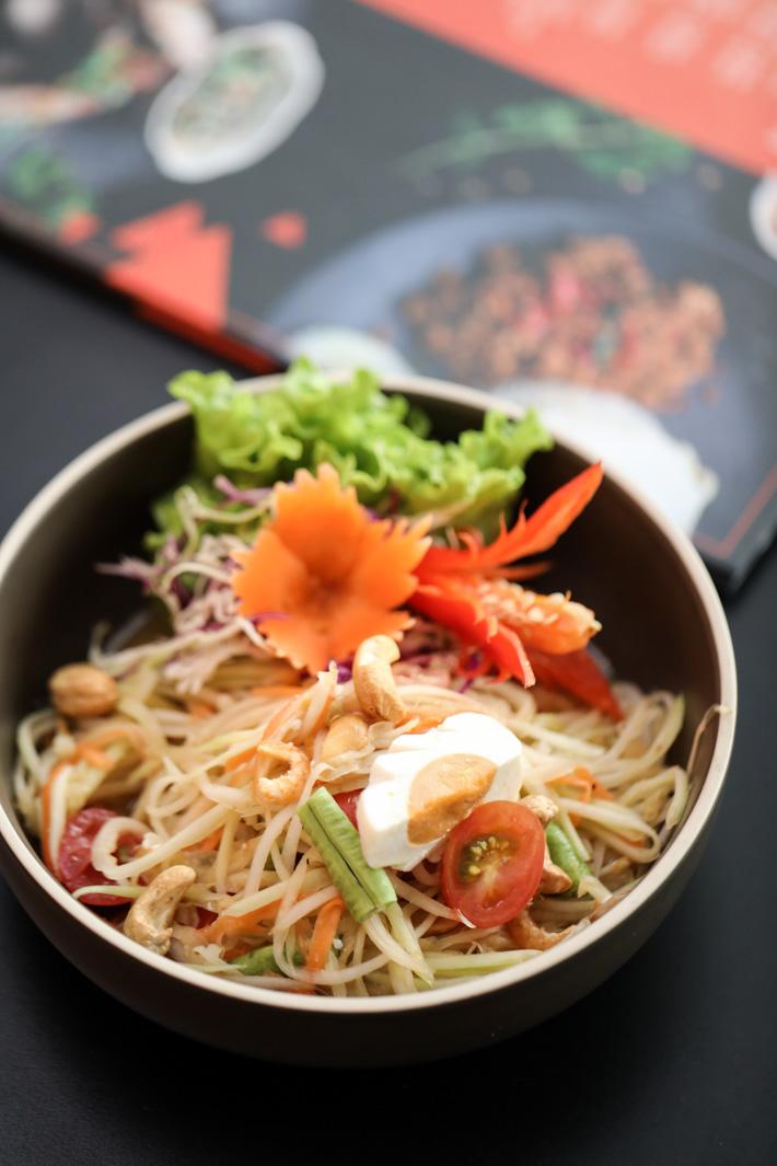 Rochor Thai Som Tum Kai