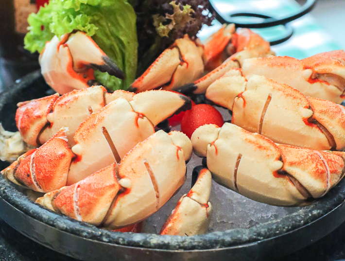 Spice Brasserie Snow Crab Leg