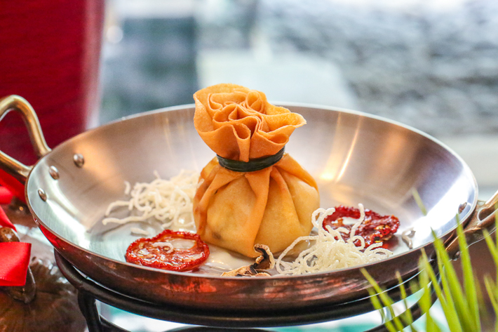 Spice Brasserie Lobster Bao