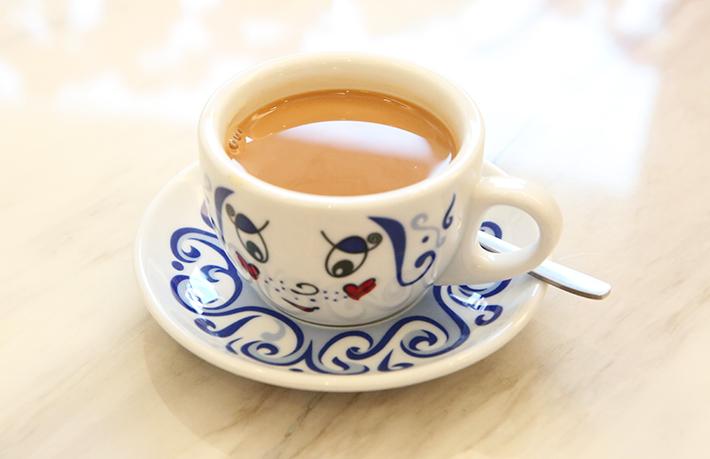 Tsui Wah SG Milk Tea