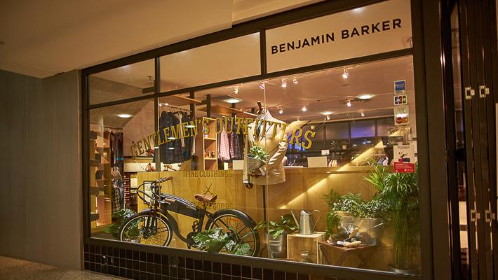 Benjamin Barker