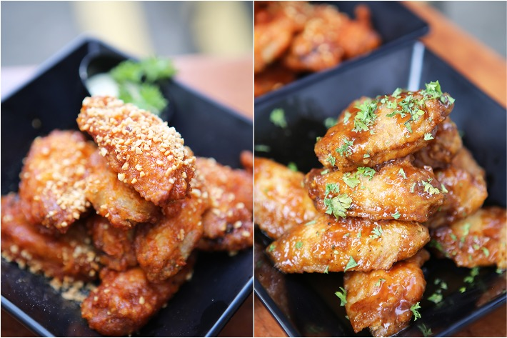 Burp Kitchen Chicken Wings