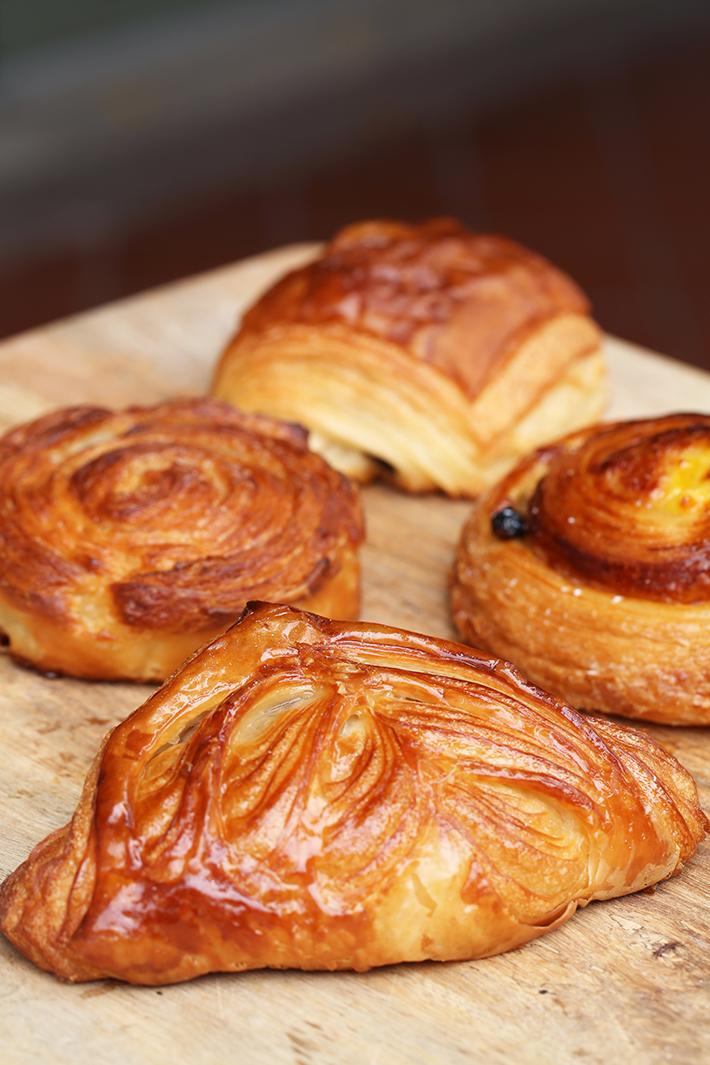 Enjoué Bakery Pastries