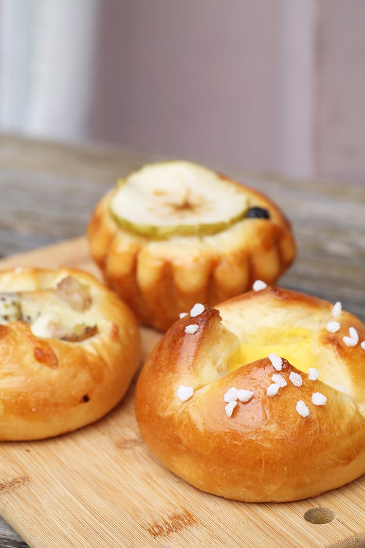 Enjoué Bakery Sweet Buns