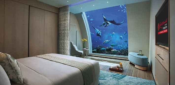 Equarius Hotel Ocean Suite
