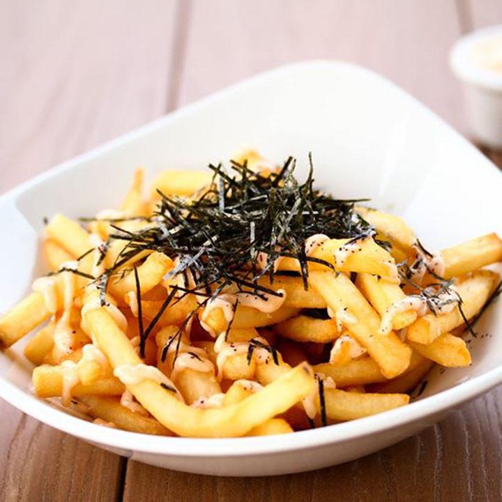 Grub Mentaiko Fries