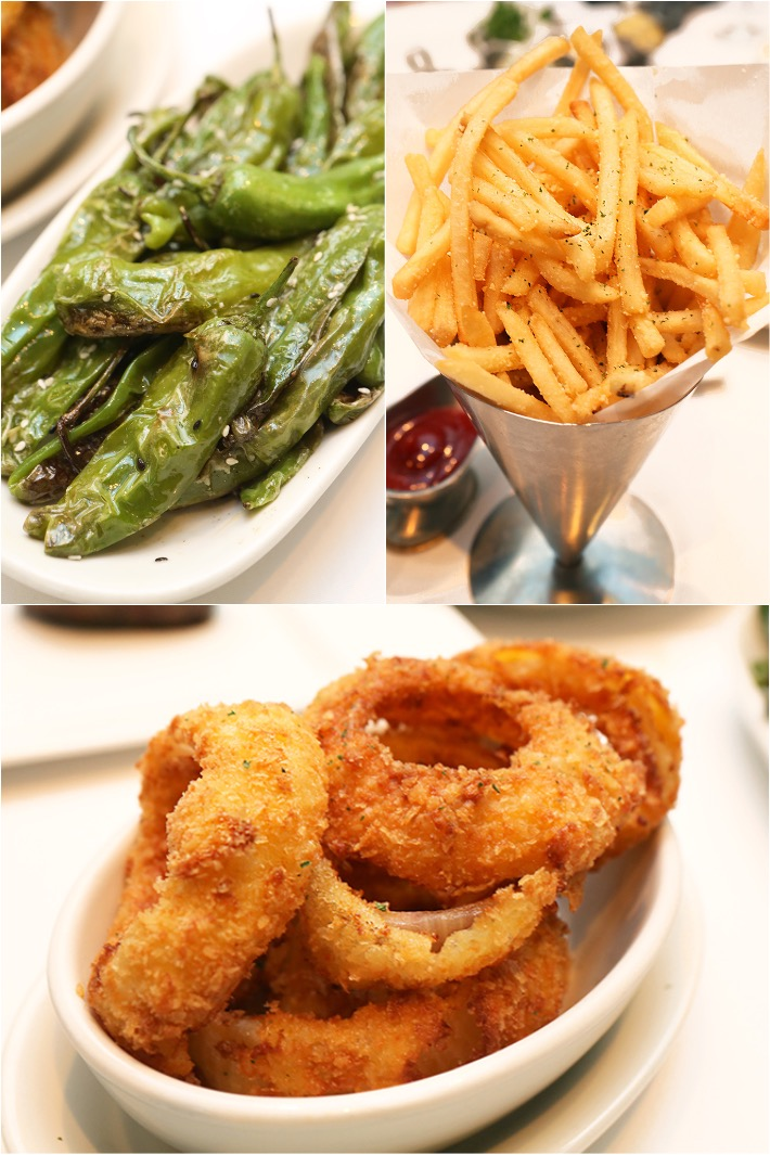 Morton's Side Dishes