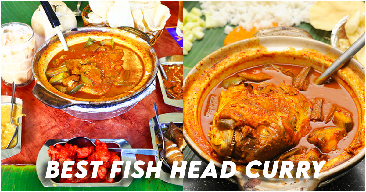 Samy Curry Fish Head Curry