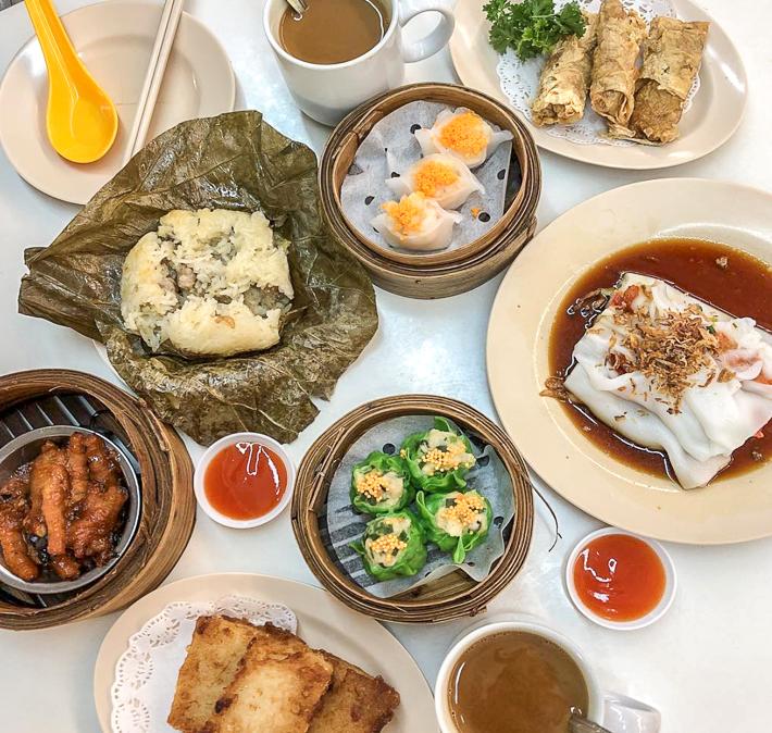 Shi Wei Xian Hong Kong Dim Sum