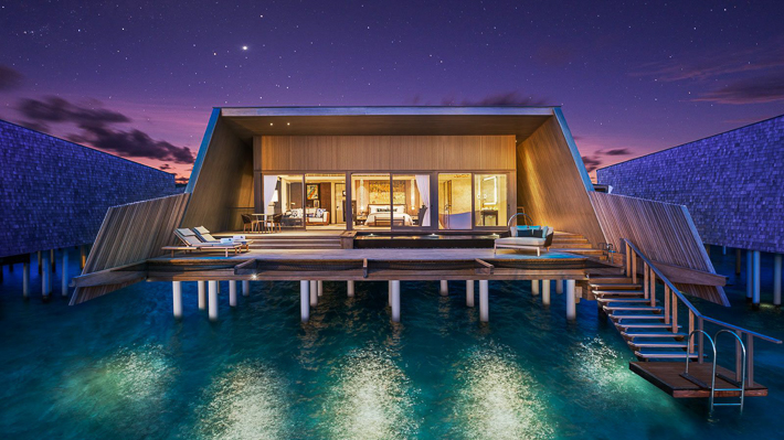 The St. Regis Maldives Vommuli Resort, Maldives