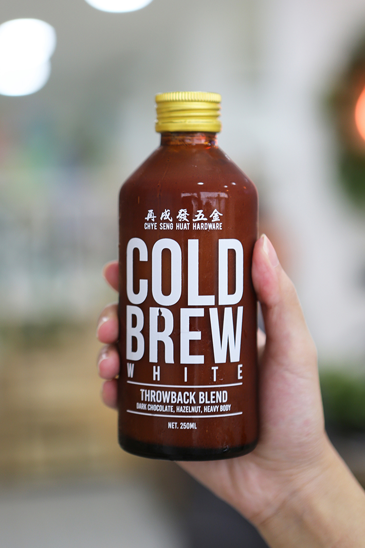 Thrive Cold Brew Coffee