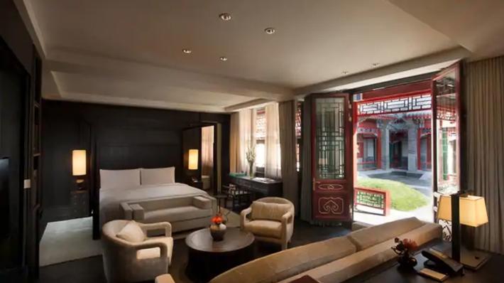 Waldorf Astoria Beijing Hutong Studio
