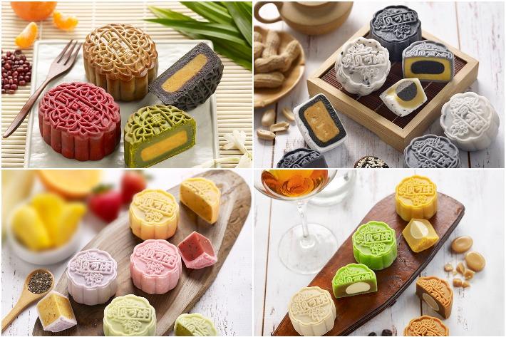 Bakerzin Mooncakes 2018