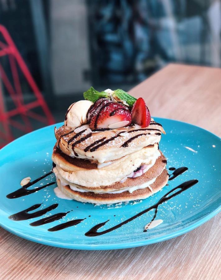 Belle-Ville Pancake