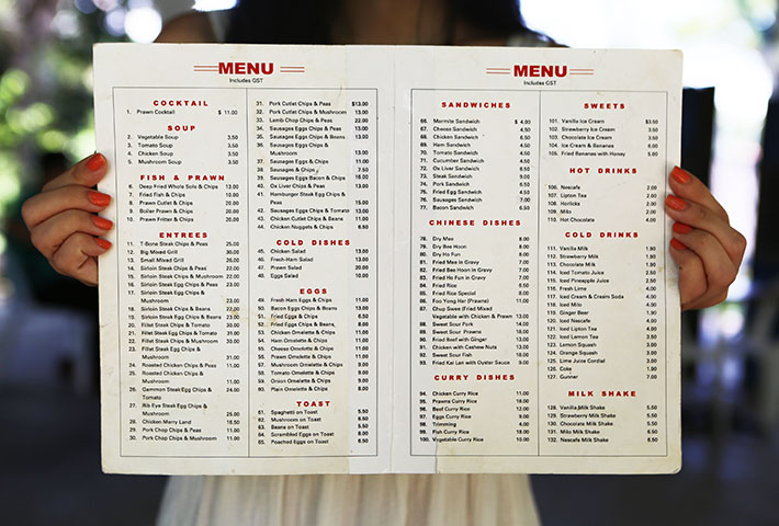 Colbar Menu