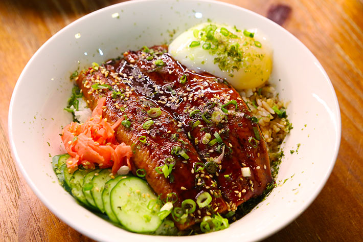 Daily Affairs Unagi Donburi