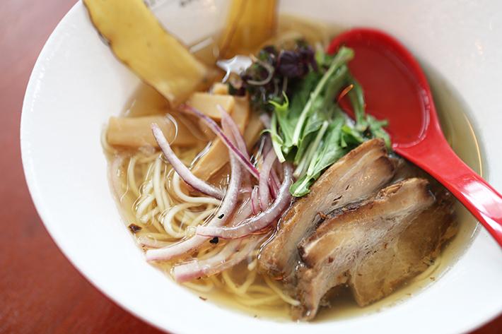 Ebi Tori Menzo Shio Chicken Ramen